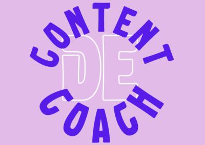 De Content Coach